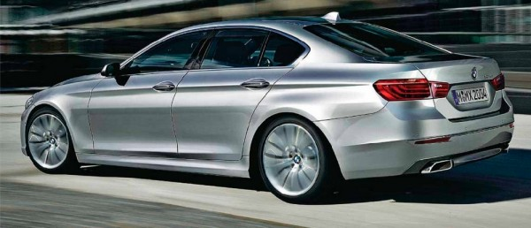 BMW Serie 5 2016.3