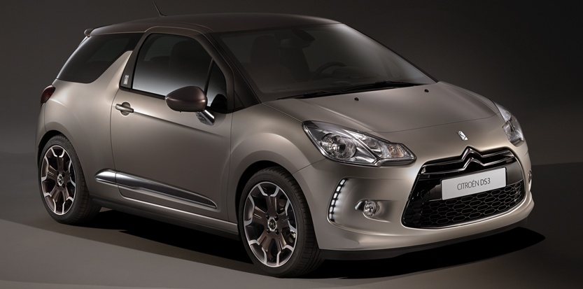 Citroën DS3 DS WORLD PARIS