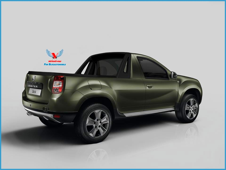 Dacia Pick Up 4x4 2015 | Autos Post