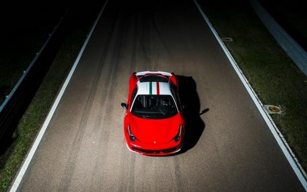 F458 Italia is dedicated to Niki Lauda.5