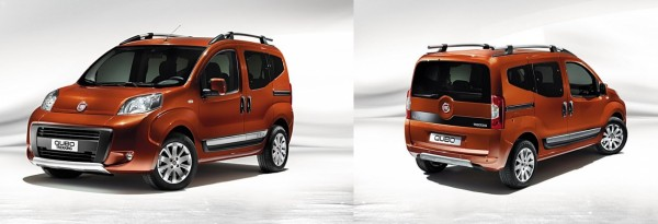Fiat Qubo Trekking 2014.0