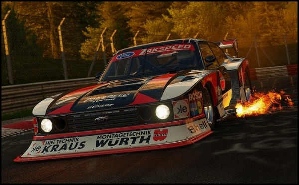 Ford Capri Zakspeed on Project Cars