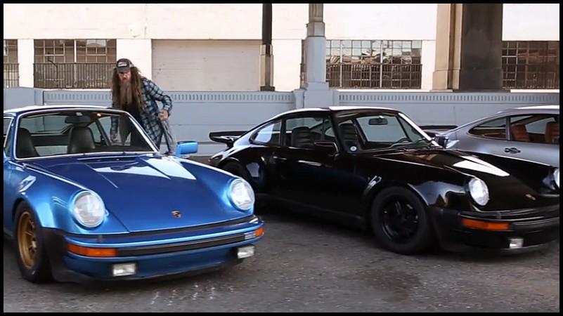 Magnus et les 930 Turbo