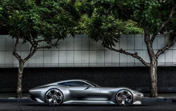 Mercedes-Benz AMG Vision Gran Turismo.1