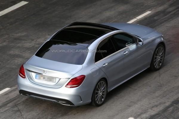 Mercedes Classe C 2014 - 1
