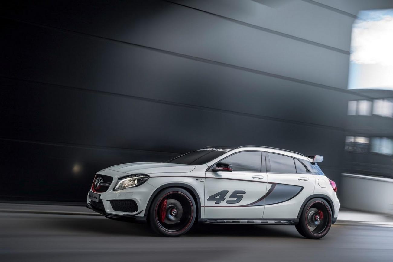 Mercedes GLA 45 AMG Concept-car (13)