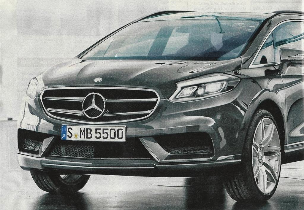 Mercedes Sport Cruiser 2017