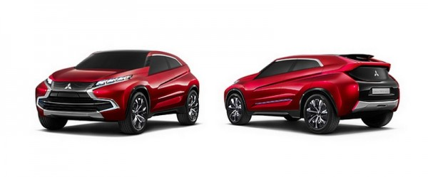 Mitsubishi  XR-PHEV (Crossover Runner) Concept