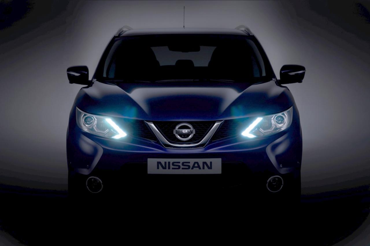 Nissan Qashqai 2014 Face avant