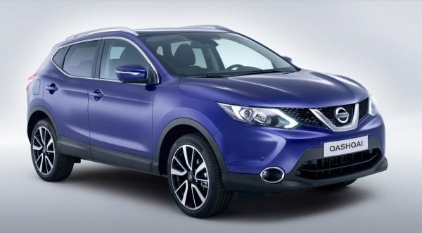 Nissan Qashqai 2014 Officielles1