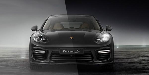 Nouvelle Porsche Panamera Turbo S.1