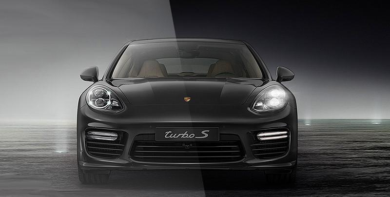 Nouvelle Porsche Panamera Turbo S