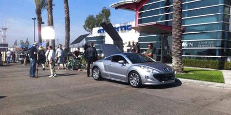 Peugeot RCZ dans les Experts Las Vegas (1)