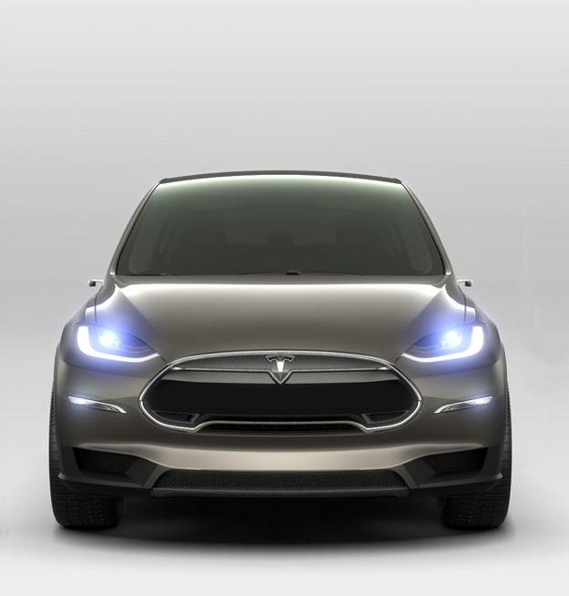 2013 Tesla Model S Transmission: Tesla Model X : Quelques Informations