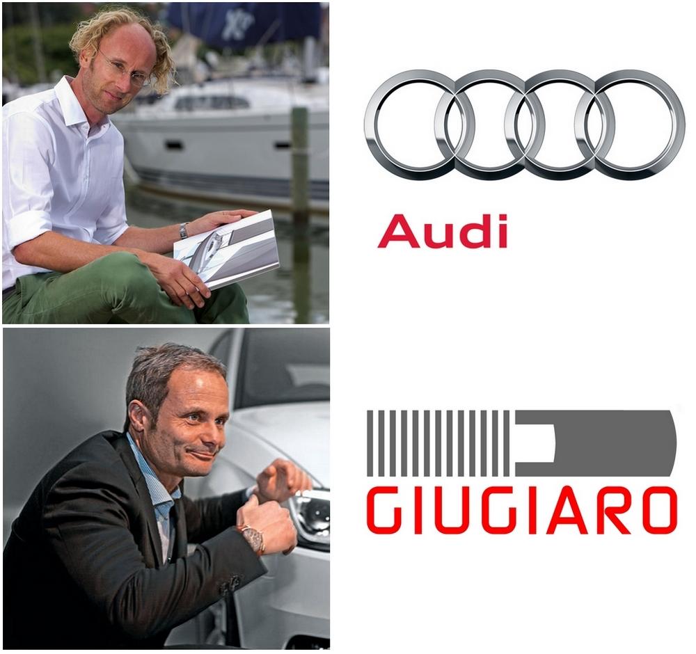 Audi  - Lichte au design Audi & Egger chez ItalDesign