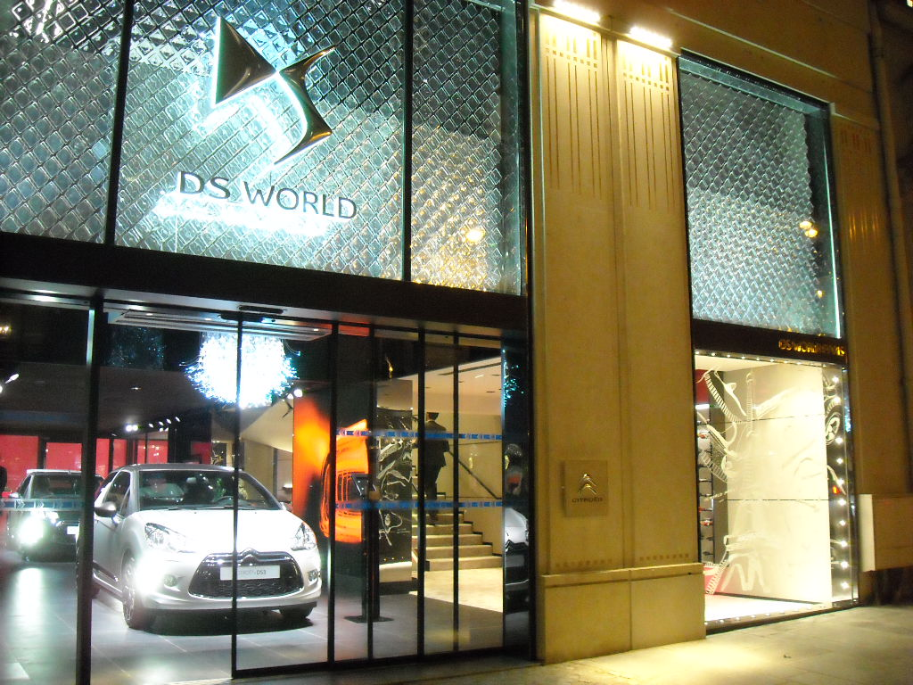 Façade DS WORLD PARIS (2)