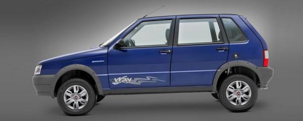 Fiat Uno Mille.1