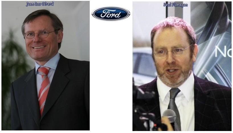 Ford France - de Gérard à Flanagan