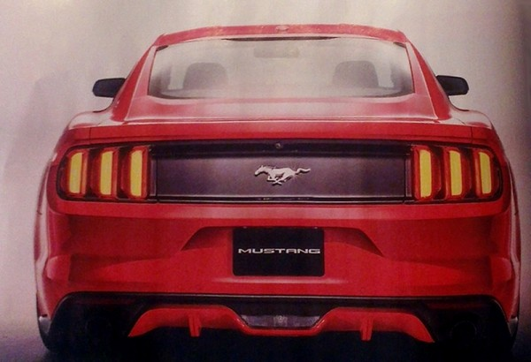 Ford Mustang 2015.00