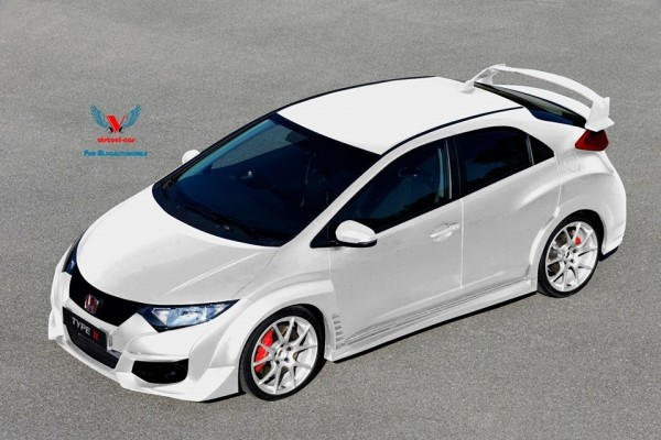 Honda Civic Type R 2015.001.0