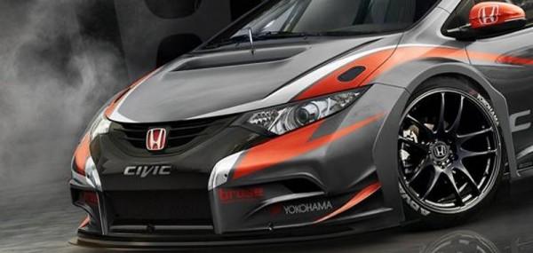 Honda Civic WTCC 2014.0