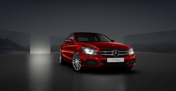 Mercedes-Benz Classe C (W205) 2014.0