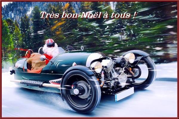 Noël 2013 Blogautomobile
