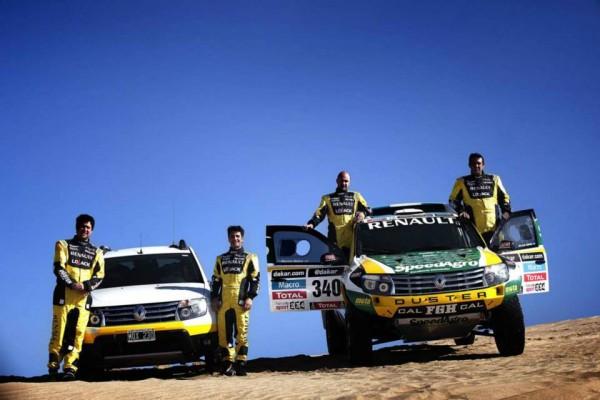 Renault Duster au Dakar.11
