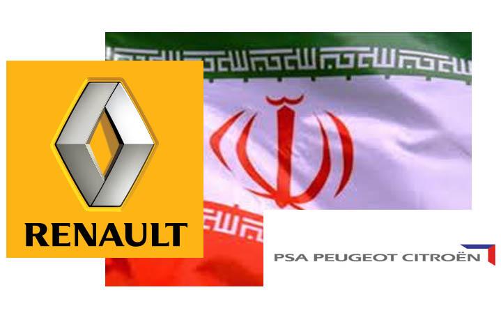 Renault Iran