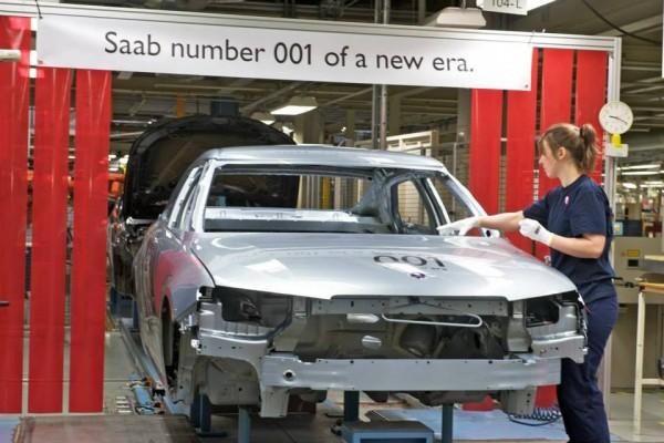 Saab - relance de production le 2 décembre 2013