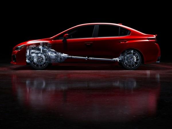 Subaru WRX 2015.12