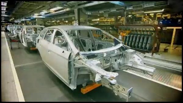 seat leon ST fabrication