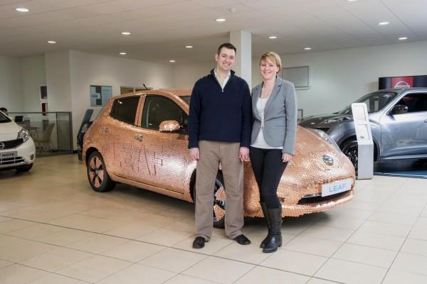 100000 Nissan Leaf.2