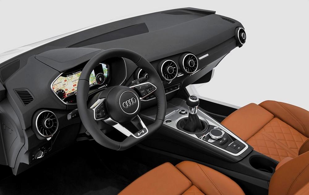 Audi-TT-Mk3-MQB-Interior-CES-2014
