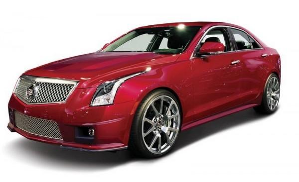 Cadillac ATS-V par Car & Driver