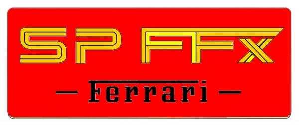Ferrari SP FFX logo