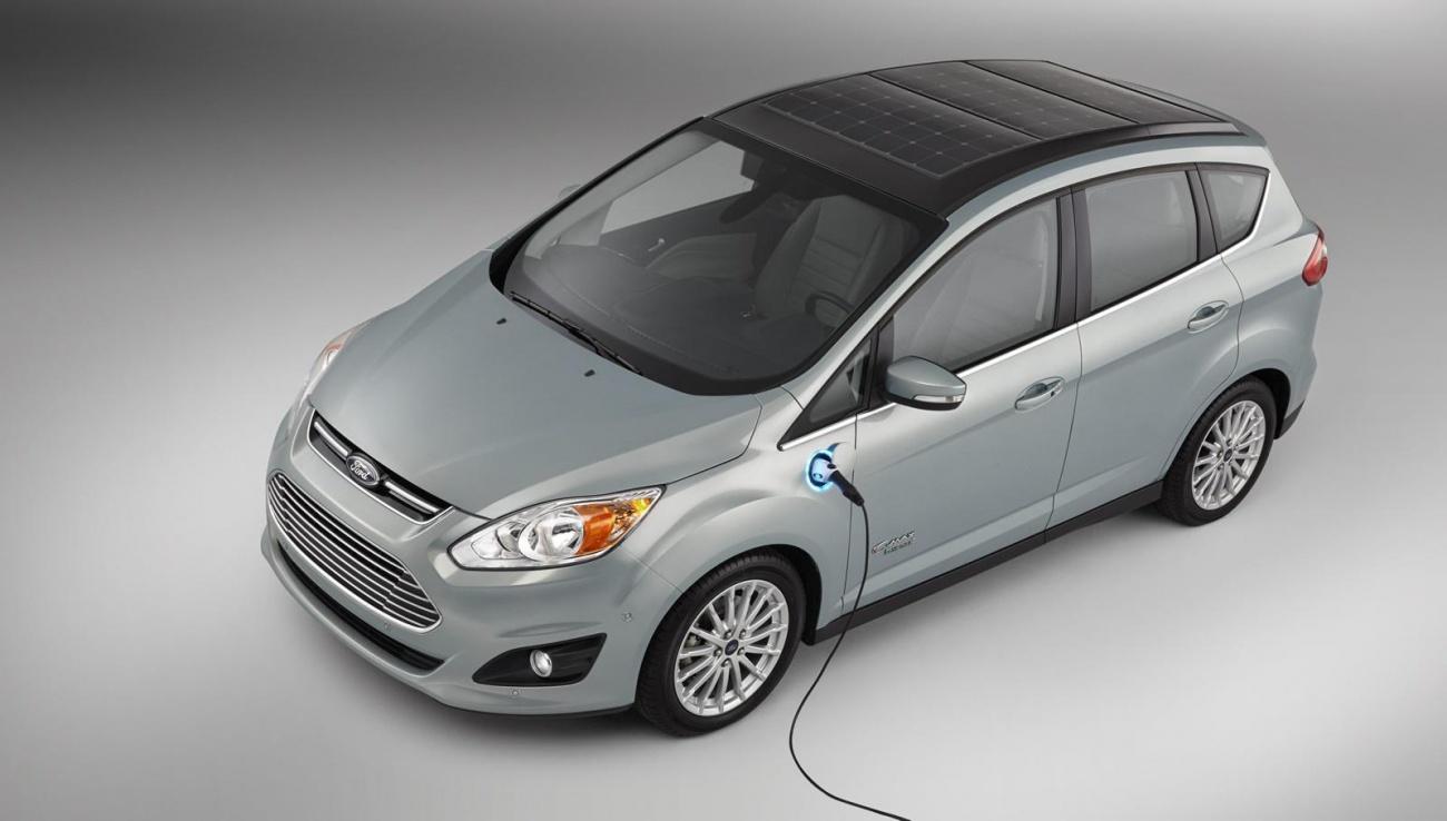 Ford C-Max Solar Energi (1)