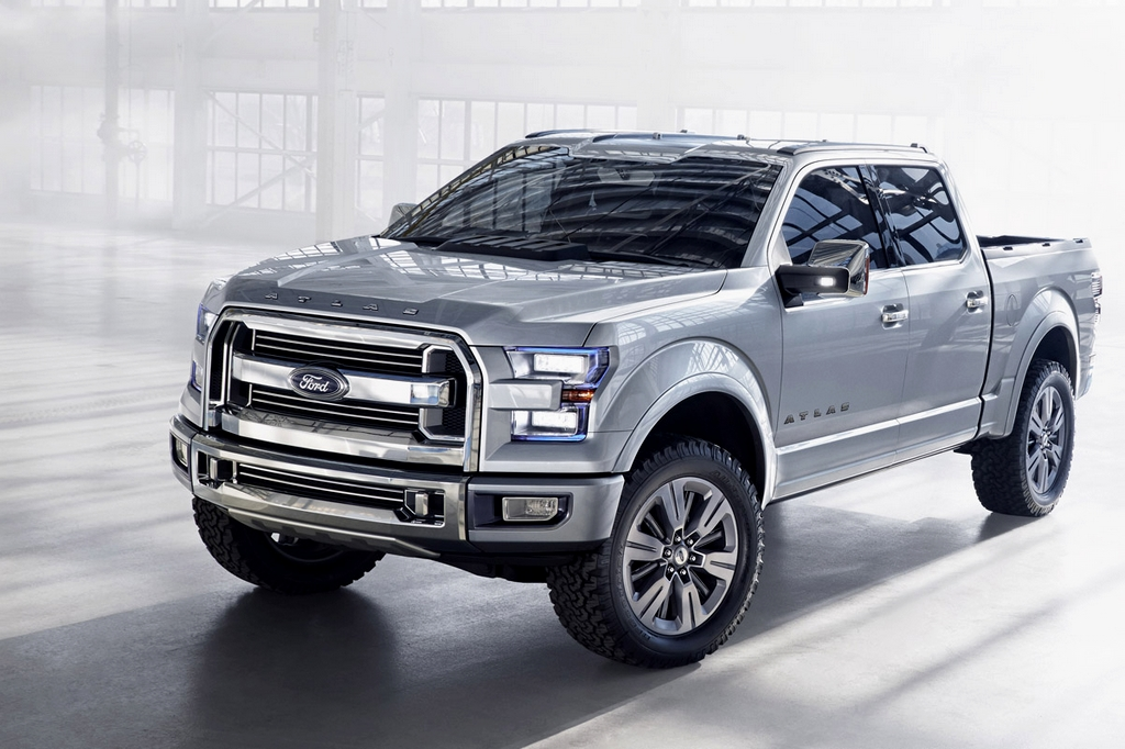 ford f 150 2015 atlas 2015 ford f 150 atlas concept. Cars Review. Best American Auto & Cars Review