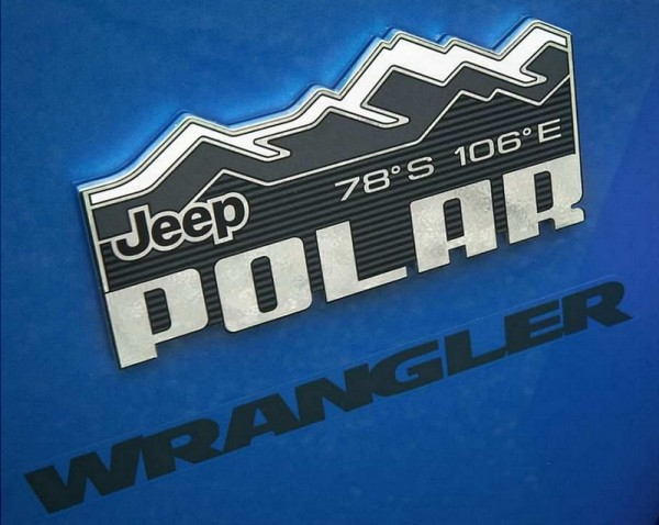 Jeep Wrangler Polar Limited Edition.12