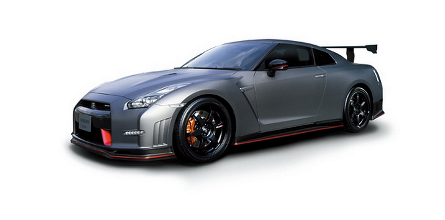 Nissan GT-R Nismo Pack N-Attack