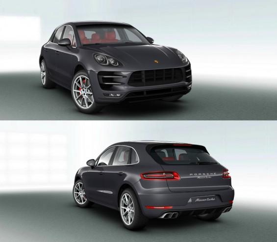 Porsche Macan 2014.1