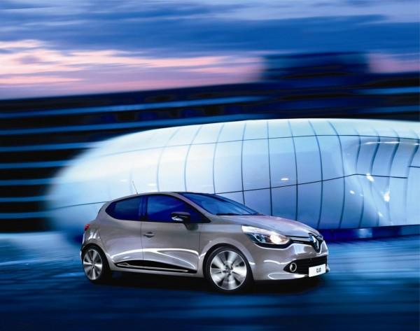Renault Clio Graphite.0
