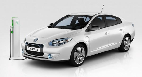 Renault Fluence ZE.1