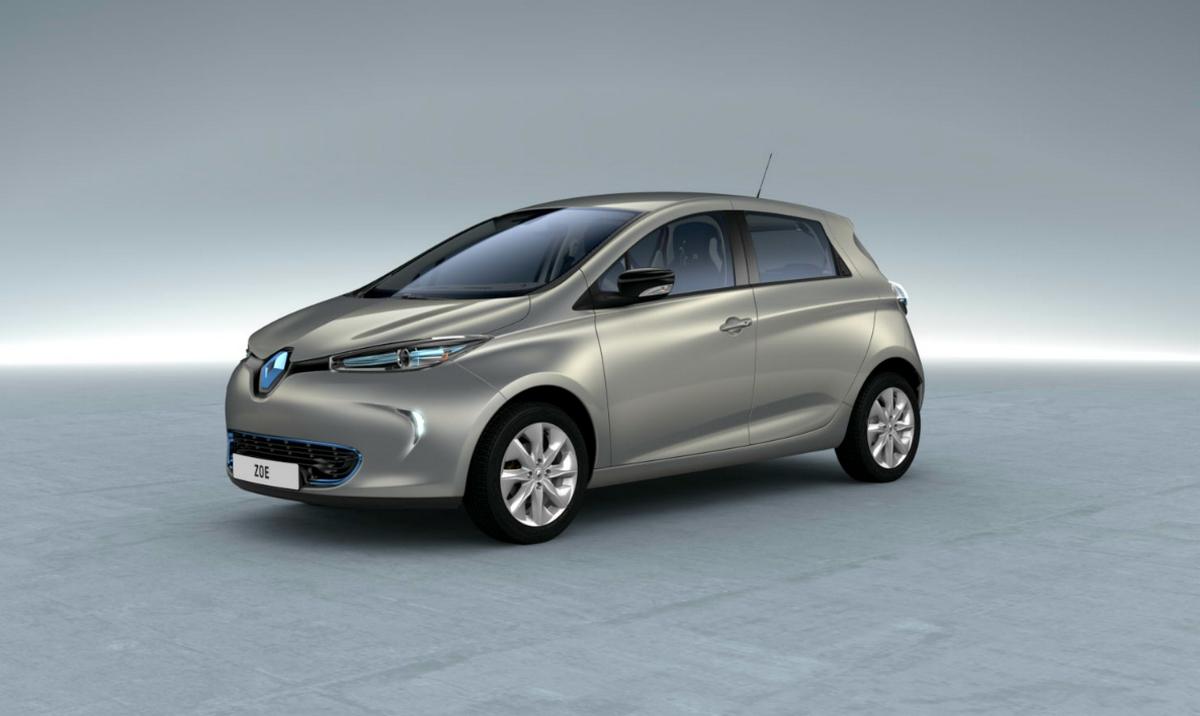 Renault Zoé 2014