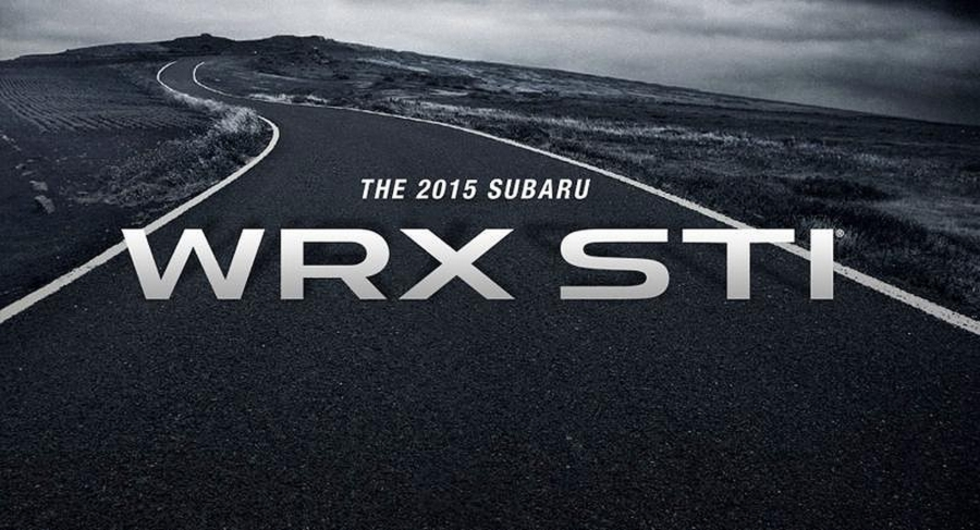 Subaru WRX STI 2015 à Detroit