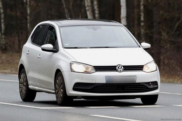 VW Polo restylée 2014.1