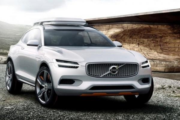 Volvo XC Coupé Concept.1