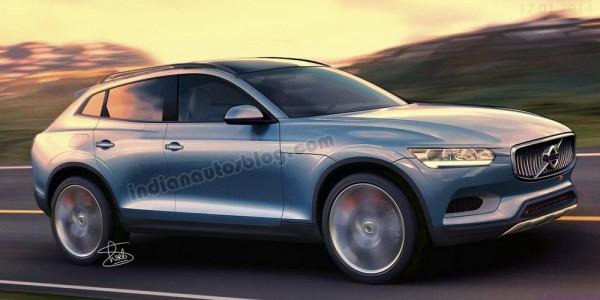 Volvo XC90 2015 par Indianautosblog