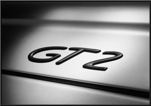 logo Porsche 911 GT2