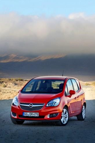 nouvel Opel Meriva restylé 2014.14